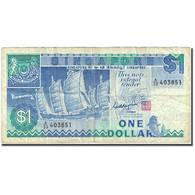 Billet, Singapour, 1 Dollar, 1984-89, Undated (1987), KM:18a, TB - Singapour