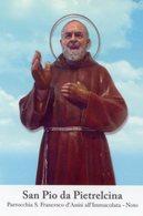 Noto SR - Santino SAN PIO DA PIETRELCINA - PERFETTO P62 - Religione & Esoterismo