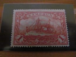 E2551) Kamerun* Nr 25 II B - Kolonie: Kamerun