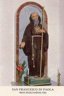Marzamemi (Siracusa) - Santino SAN FRANCESCO DI PAOLA - P62 - Religione & Esoterismo