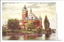 The Memorial Theatre, Stratford-on-Avon. - Tuck Oilette 774 - Stratford Upon Avon