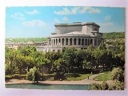 ARMENIE - EREVAN - L'Opéra Spandarian - Armenia