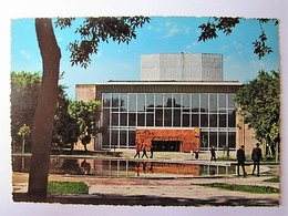 ARMENIE - EREVAN - Le Théâtre Dramatique Soundoukian - Armenia