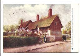 Ann Hathaway's Cottage, Shottery,  Stratford-on-Avon. - Tuck Oilette 774 - Stratford Upon Avon