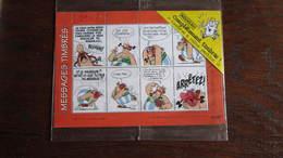 ASTERIX MESSAGES TIMBRES    UDERZO - Asterix