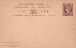 Grenada Penny Halfpenny Mint Post Card - Grenada (...-1974)