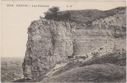 CARTE POSTALE    PANTIN 93  Les Falaises - Pantin