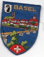 Bâle/ Basel (Suisse)    écusson Tissus (PPP14335) - Ecussons Tissu
