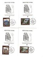 Argentina FDC Architettura E Storia - FDC