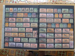 FRANCE MEMEL  Lot De Neufs Avec Charnières  Voir Scan - Unused Stamps