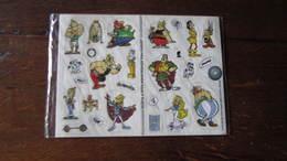 ASTERIX SERIE AUTOCOLLANTS LES SPOONIES N°2 - Asterix