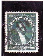 B - 1920 Ecuador - Luis F. Vivero - Ecuador