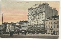 Bruxelles : Place Rogier : Le Palace - Marktpleinen, Pleinen