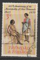 Trinidad & T 1970 The 125th Anniversary Of San Fernando 3c Multicoloured SW 202 O Used - Trinidad & Tobago (1962-...)