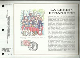 CEF N° : 722 . LA LEGION ETRANGERE . 30 AVRIL 1984 . AUBAGNE . - 1980-1989