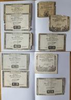Lot 10 Assignats - Lot 42 - Monete & Banconote