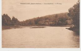 Haute Saône TRESILLEY Les Cloîtres - L'étang - France