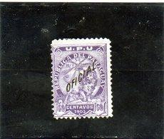 B - 1903 Paraguay - Stemma - Soprastampato - Paraguay