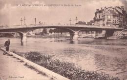 77 LAGNY THORIGNY POMPONNE BORDS DE MARNE / PECHEUR / 70 LIBRAIRIE DAVID - Lagny Sur Marne