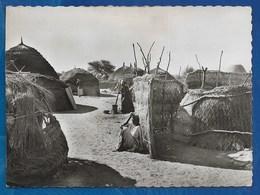 NIGER UN VILLAGE DJERMA ( Zarmas ) Afrique De L Ouest - Niger