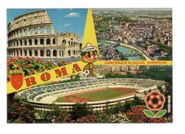 01 ROMA - EUROPA 80 - STADIO - ESTADIO - STADION - STADE - STADIUM - CALCIO - SOCCER - FOOTBALL - FOOT-BALL - FÚTBOL - Stadi