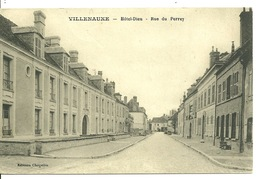 10 - VILLENAUXE / HOTEL DIEU - RUE DU PERREY - France
