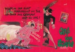 AK - Gruss Vom Krampus - Hilfe Gnade - Feiern & Feste