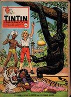 Tintin N°529 Gordon Bennett - Aviation F-100 à F-106 Une Belle Famille De Rapides - Fulgur Voiture De Rêve Française... - Tintin