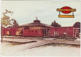 VICTORIA STATION, Restaurant, Unused Postcard [21711] - Hotels & Restaurants