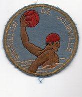 Bataillon De Joinville   écusson Tissus (water Polo) (PPP14353) - Patches