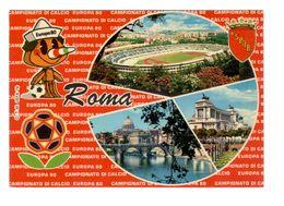 03 ROMA - EUROPA 80 - STADIO - ESTADIO - STADION - STADE - STADIUM - CALCIO - SOCCER - FOOTBALL - FOOT-BALL - FÚTBOL - Stadi
