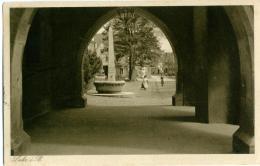 GERMANIA  BADEN-WURTTEMBERG  LAHR I. B.  Blick Vom Rathaus Auf Den Urteilsplatz - Lahr