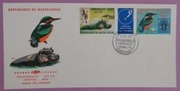 HAUTE VOLTA ENVELOPPE 1ER JOUR 01/11/1978 PA PHILEXAFRIQUE II RARE - Haute-Volta (1958-1984)