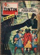 Tintin N°578 Un Prisonnier Mystérieux L'énigme Du Masque De Fer - Les Vikings Et Leurs Ancêtres - Farnborough De 1959 - Tintin
