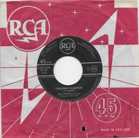 """Ray Hartley 45t. SP """"chanson D'amour"""" - Vinyl Records"""