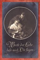 Worte Der Liebe Lass Mich Dir Sagen, Mann Und Frau (55798) - Personen