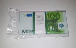 EURO.SOUVENIR BANKNOTE 100 Euro, 1 Package (SIZE:155*75mm#95~100pc)NEW. - 100 Euro