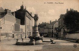 REF1843-2018 TARBES  PLACE MONTAUT - Tarbes