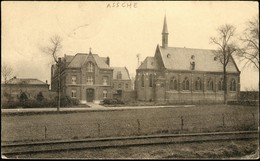 ASSE : Klooster : Voorgevel - Asse
