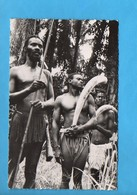 AEF 04 - Chasseurs Pygmées - Gabon