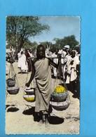 AEF 05 - Retour Du Marché - Femme Afrique - Gabon
