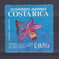Costa Rica 1975 Mi. 901 A     0.80 Col Orchidee Orchid - Costa Rica