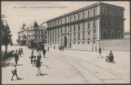 La Caserne Pélissier Et Le Kursaal, Alger, C.1905-10 - Idéale CPA - Algiers