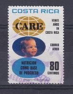 Costa Rica 1977 Mi. 979     80 C CARE-Hilfsorganisation Kindergesicht - Costa Rica