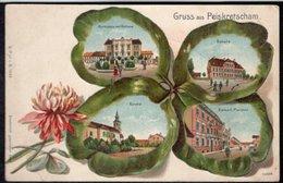 POLAND - GRUSS AUS PEIKRETSCHAM / PYSKOWICE < 1904 - - Pologne