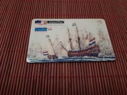 Prepaidcard Cardex 94 Amerivox 2 Scans Rare - Stati Uniti