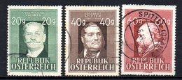 AUSTRIA 1948 CANCELLED  At - 1945-.... 2a Repubblica