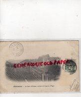 24- PERIGUEUX- LA GARE D' ORLEANS  ARRIVEE DE L' EXPREE D' AGEN    - 1904 - Périgueux