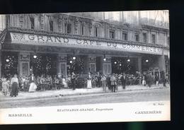 MARSEILLE AU GRAND CAFE DU COMMERCE - Old Professions
