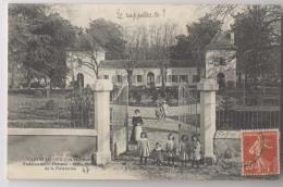 CASTELJALOUX (47 - Lot Et Garonne) - 1910 - Etablissement Des Bains -Minéraux De La Plate-forme - Animée - Casteljaloux